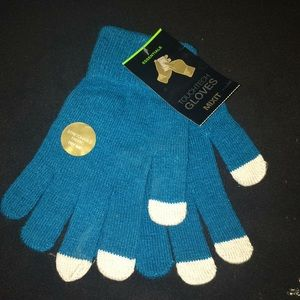 Accessories - ☘️Teal Gloves☘️